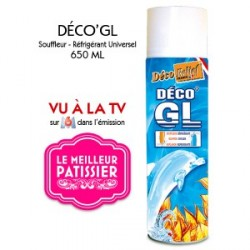 DECOGEL Spray Frío